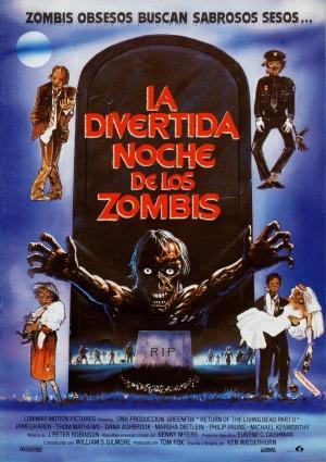 Return of the Living Dead: Part II 2468x3500