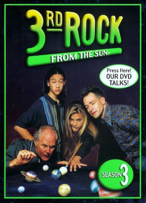 3rd Rock from the Sun 720x998