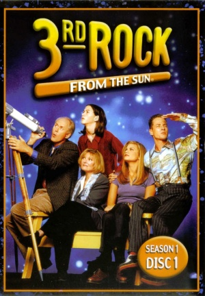 3rd Rock from the Sun 693x999