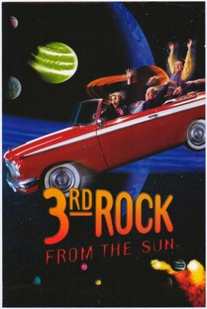 3rd Rock from the Sun 302x450