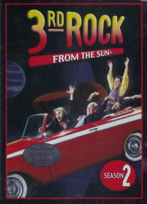 3rd Rock from the Sun 723x999