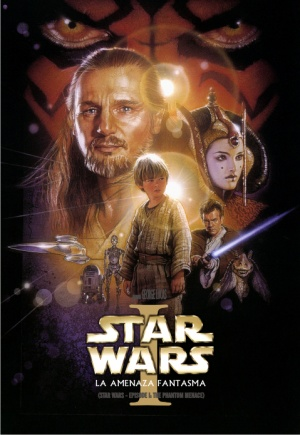 Star Wars: Episodio I - La amenaza fantasma 479x695
