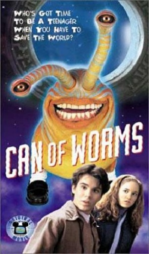 Can of Worms Vhs cover