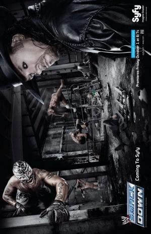 WWF SmackDown! 970x1500