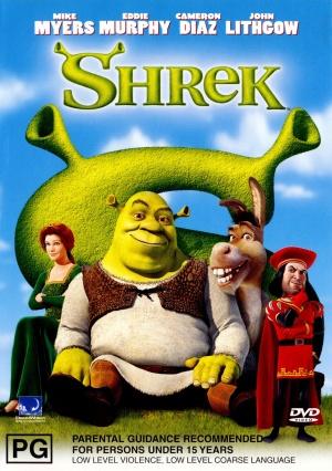 Shrek - Der tollkühne Held 1530x2175