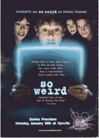 Too Weird poster