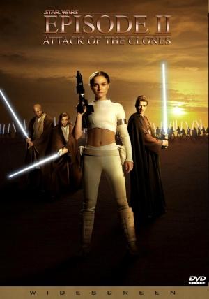 Star Wars: Episodio II - El ataque de los clones 1524x2175