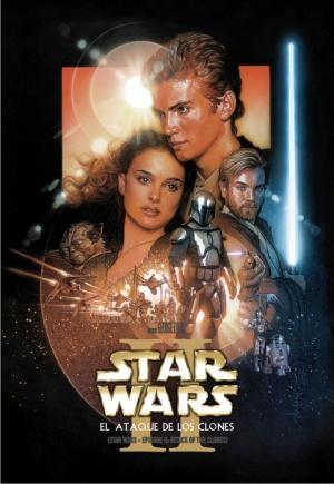 Star Wars: Episodio II - El ataque de los clones 479x694