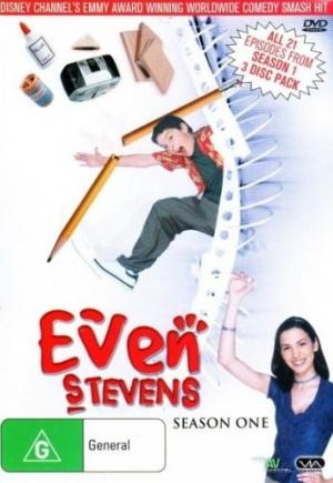 Even Stevens 345x500