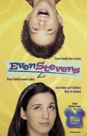 Even Stevens 458x715