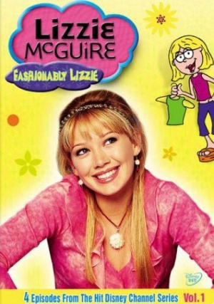Lizzie McGuire: Fashionably Lizzie Vol. 1 Cover