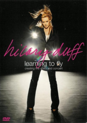 Hilary Duff: Learning to Fly Cover