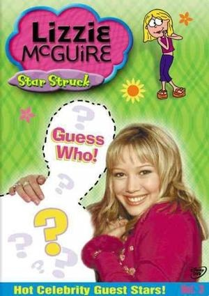 Lizzie McGuire: Star Struck Vol. 3 Cover