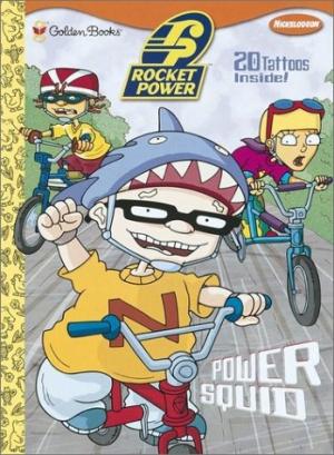 Rocket Power 348x475