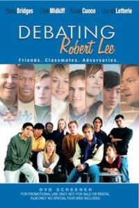 Debating Robert Lee poster