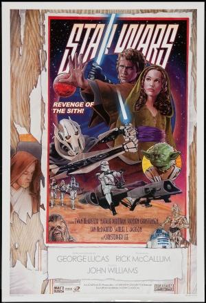 Star Wars: Episodio III - La venganza de los Sith 2047x3000