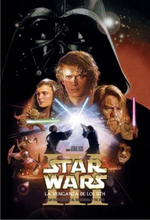Star Wars: Episodio III - La venganza de los Sith 479x700