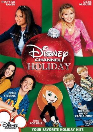 Disney Channel Holiday 366x522