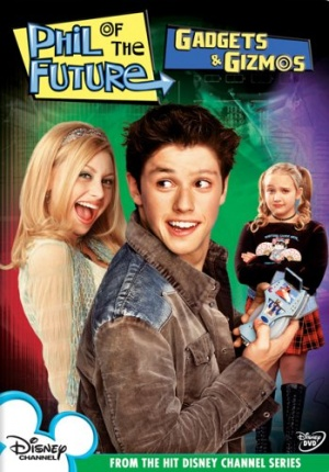 Phil of the Future: Gadgets & Gizmos Cover