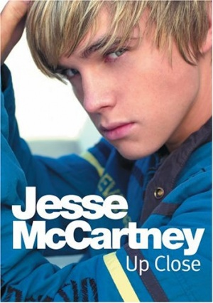Jesse McCartney: Up Close Cover