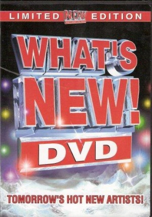 What's New! DVD Cover