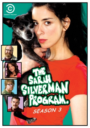 The Sarah Silverman Program. 1504x2124
