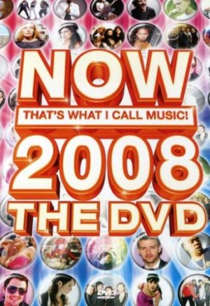 Now That's What I Call Music 2008 Cover