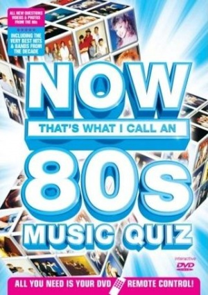 Now That's What I Call a Music Quiz-the 80's Cover
