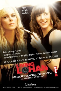 Living Lohan poster