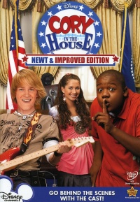 Cory in the House: Newt & Improved Edition poster