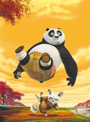 Kung Fu Panda 3661x4961
