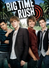 Big Time Rush poster