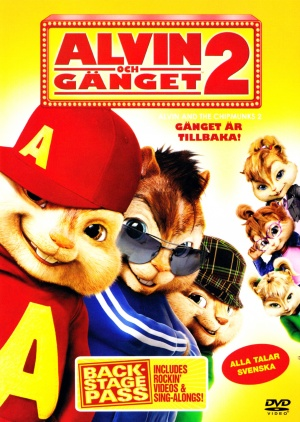 Alvin and the Chipmunks: The Squeakquel 1535x2159