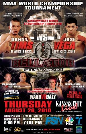 Bellator Fighting Championships 3235x5000