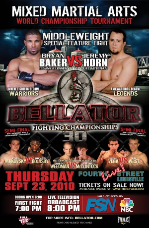 Bellator Fighting Championships 2000x3067