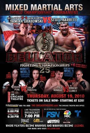 Bellator Fighting Championships 1200x1776