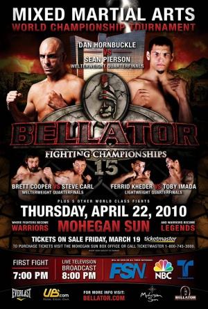 Bellator Fighting Championships 700x1036