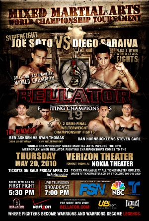 Bellator Fighting Championships 1500x2220
