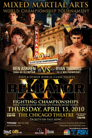 Bellator Fighting Championships 800x1200