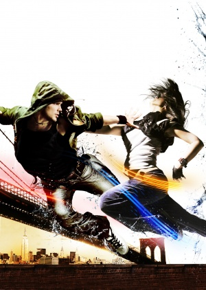 Step Up 3D Key art