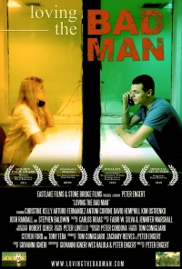 Loving the Bad Man poster