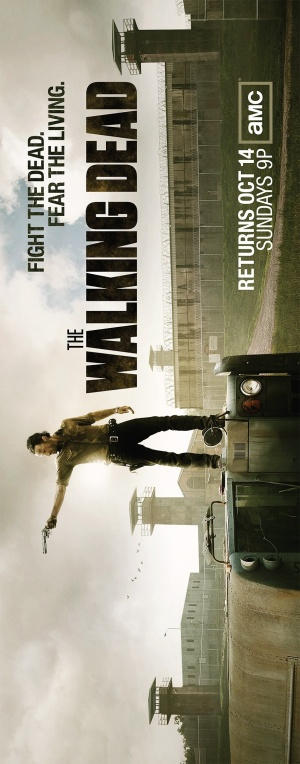 The Walking Dead 883x2250