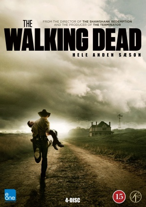 The Walking Dead 3070x4350