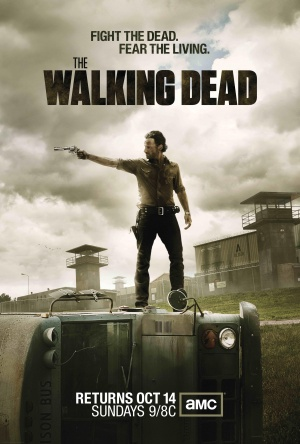 The Walking Dead 3375x5000