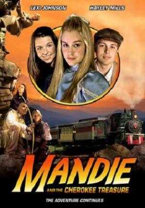 Mandie and the Cherokee Treasure 312x445