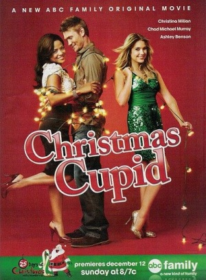 Christmas Cupid 400x543