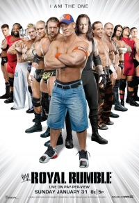 Royal Rumble poster