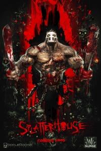 Splatterhouse poster