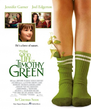 The Odd Life of Timothy Green 1374x1657