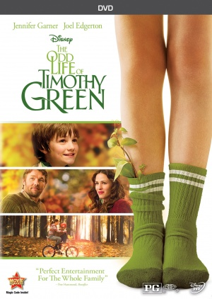 The Odd Life of Timothy Green 1534x2156